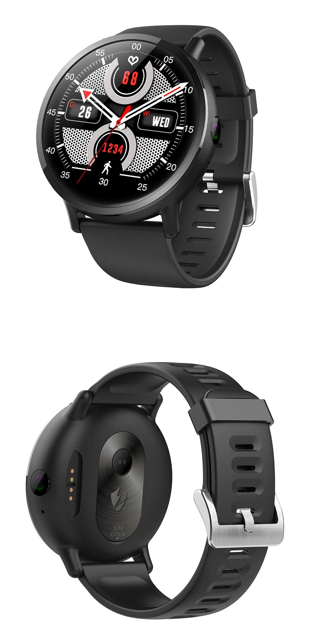 ⌚ LEMFO LEMX Smart Watch by LEMFO
