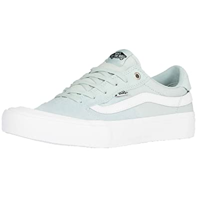 e47fb9ee9c Image Unavailable. Image not available for. Color  Vans Style 112 Pro  Sneakers Harbor Grey White ...