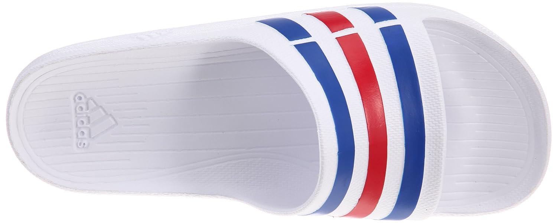 big sale 86b14 b7432 adidas Duramo Slide - Chaussures de Sports Aquatiques - Homme Amazon.fr  Chaussures et Sacs
