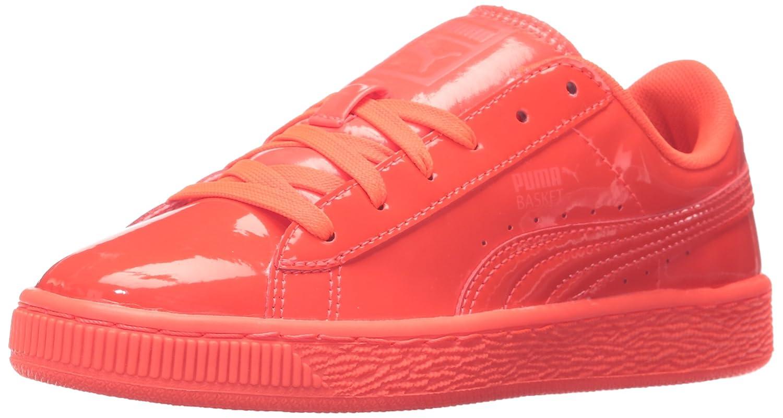 release date: ac051 1a9de PUMA Basket Classic Patent PS Sneaker