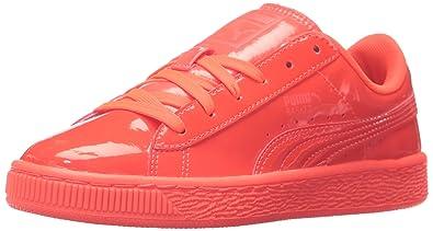 85c5a9f9a2b07c PUMA Kids  Basket Classic Patent INF Sneaker