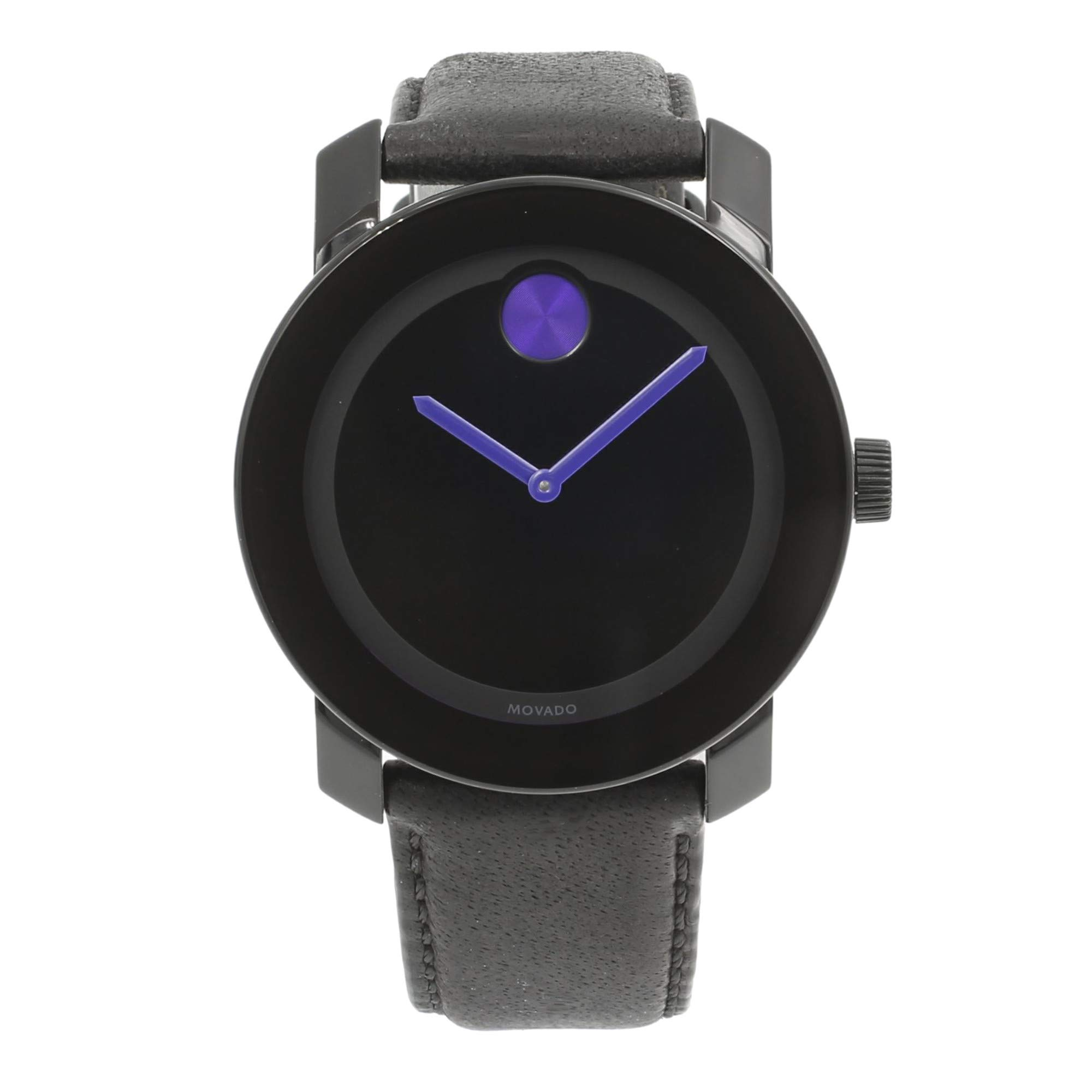 Movado Bold Quartz Male Watch 3600479 (Certified Pre-Owned)