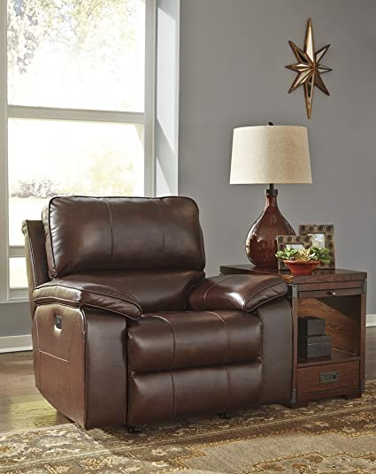 Ashley Furniture Signature Design   Transister Rocker Recliner Chair    Power Reclining   Contemporary Style