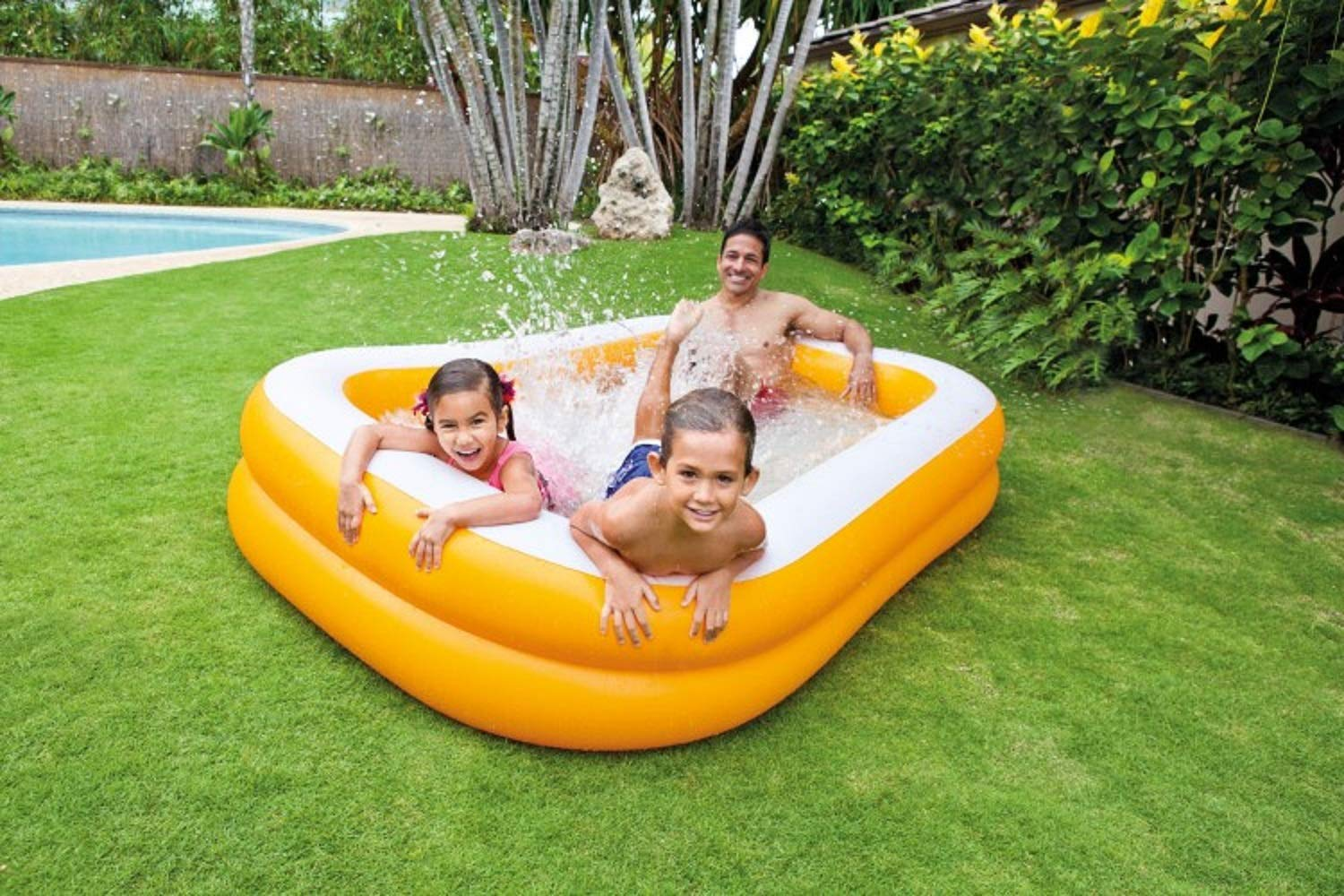 Bavaria-Home-Style-Collection Piscina Hinchable Familiar para ...