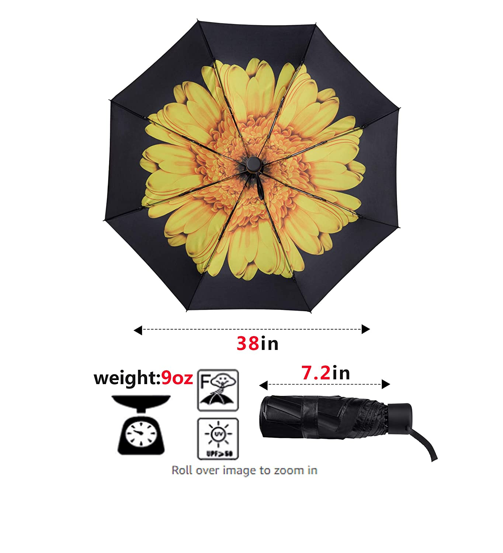 Lightweight Portable Mini Compact Umbrellas-Factory Outlet Shop SY COMPACT Travel Umbrella