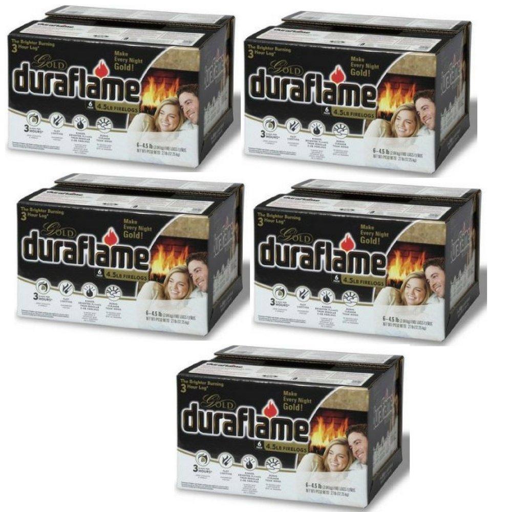 Duraflame 4577 Ultra-Premium Firelogs, 4.5-Pound, 30-Pack