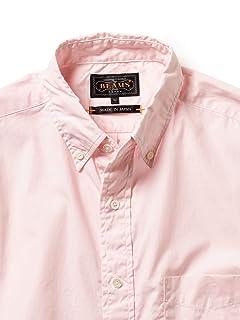 Short Sleeve Broadcloth Buttondown Shirt 11-01-0872-139: Pink