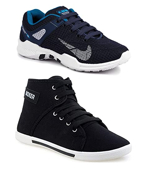 Men Latest Collection Sneakers Boxer