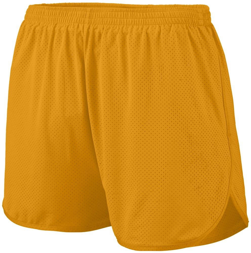 Augusta Sportswear Youth Solid Split Shorts S Gold by Augusta Sportswear