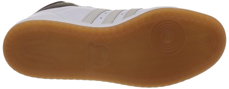 Adidas Herren Originals Top Ten Hi Weiß