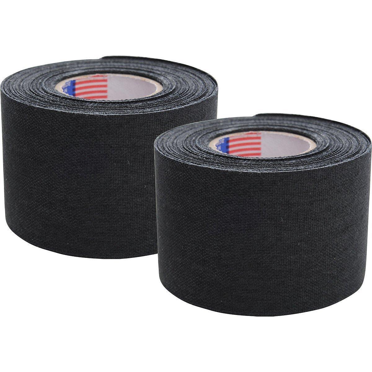 McDavid indiv. tape-black-shrink wrapped by McDavid