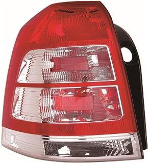 Skoda Fabia 2007-2015 Hatchback Rear Tail Light Lamp O//S Drivers Right