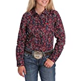 Cinch Women's Printed Long SleeveShirt