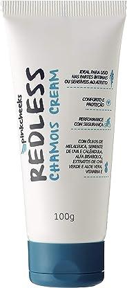 Redless Chamois Cream 100G, Pink Cheeks