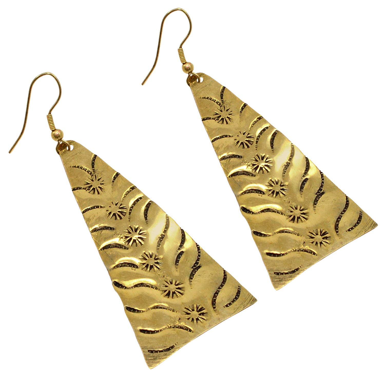 Saamarth Impex Brass Dangle Earring PG-109535
