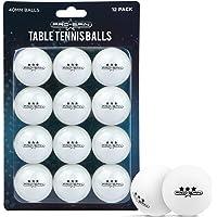 Ping Pong Balls - White 3-Star Table Tennis Balls