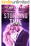 Storming Time (The Universe Chronicles Book 3)