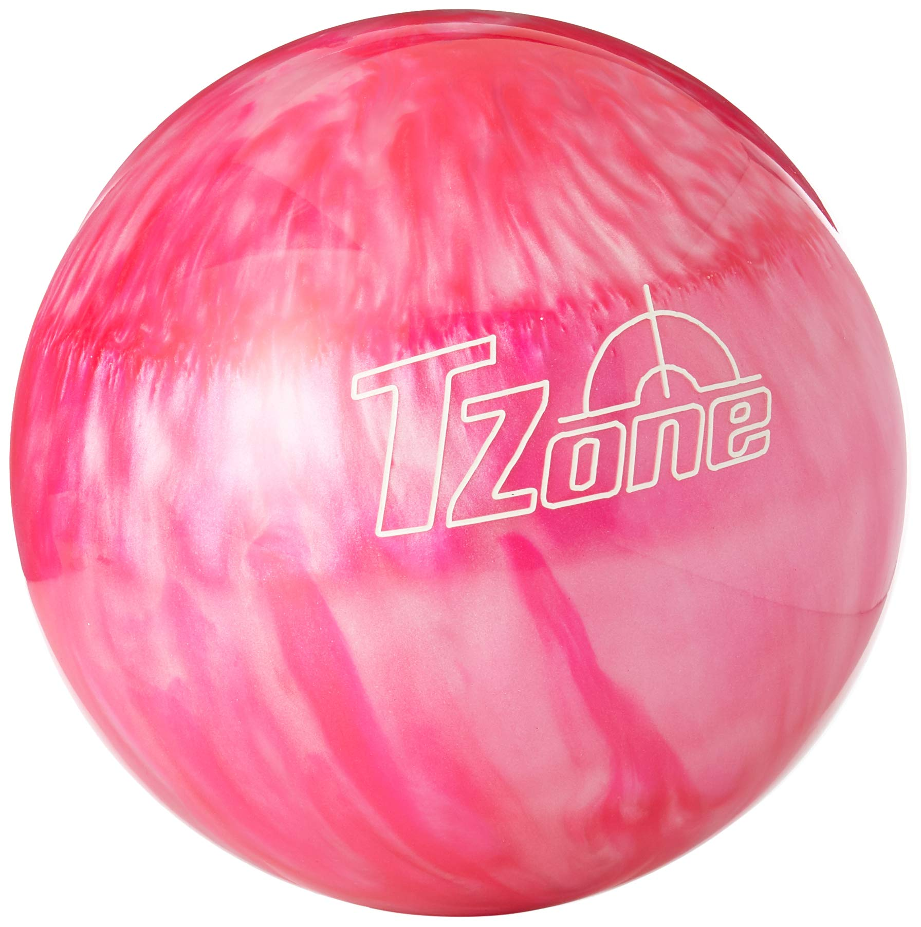 Brunswick TZone Pink Bliss Bowling Ball (12-Pounds) by Brunswick