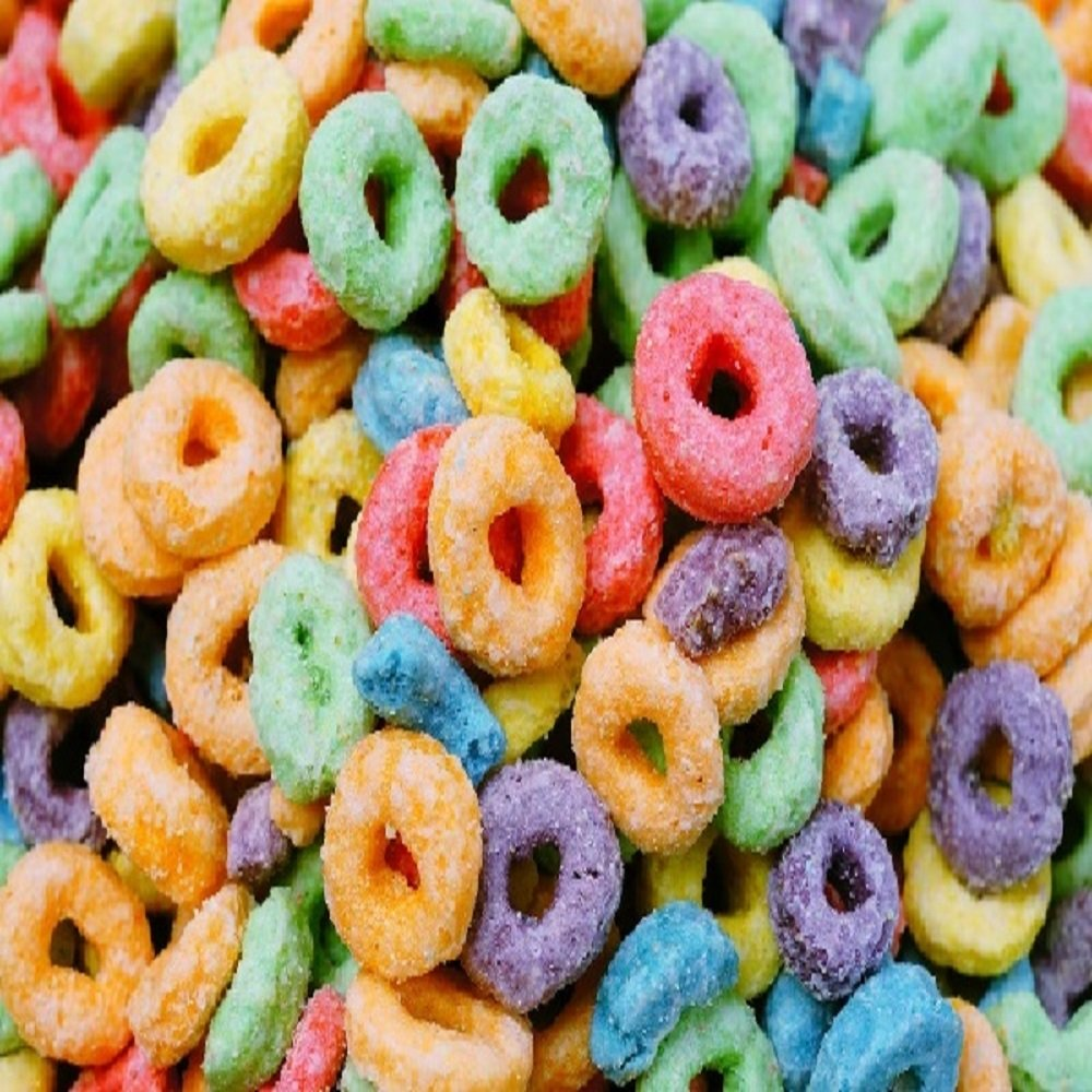 FRUIT LOOPS TYPE FRAGRANCE OIL - 2 OZ - FOR CANDLE & SOAP MAKING BY VIRGINIA CANDLE SUPPLY - FREE S&H IN USA