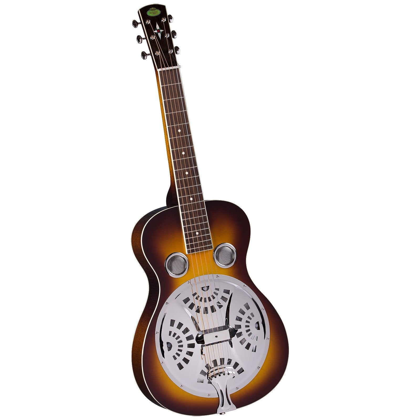 Regal RD-40VS Studio Series Squareneck Resophonic Guitar - Vintage Sunburst