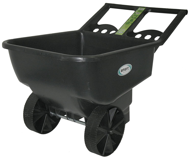 Amazon.com : Smart Garden Cart, Black : Yard Carts : Patio, Lawn U0026 Garden