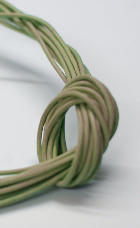 Lederbänder Lederband Lederschnur ZIEGENLEDER 25 Stück