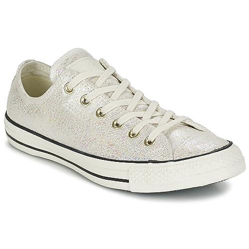 9897e91a Converse Chuck Taylor All Star Ox Zapatillas de Deporte para Mujer, Color,  Talla 46: Amazon.es: Zapatos y complementos