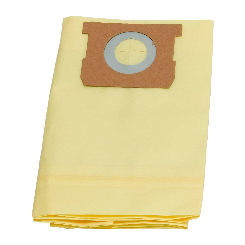 Vacmaster 5-6 Gallon High Efficiency Dust Bag, 3 Pack, VHBS by Vacmaster