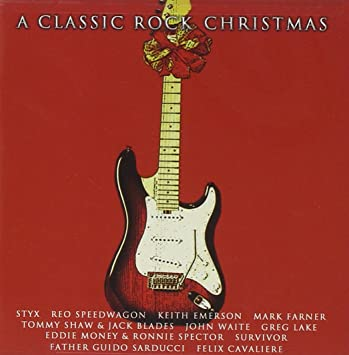 A Classic Rock Christmas: Various Artists: Amazon.ca: Music
