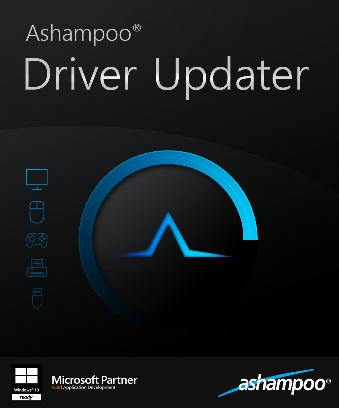 Ashampoo Driver Updater 1.1 - 3 PC 1 Year [Download]