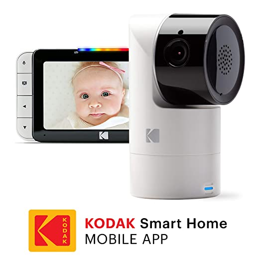 Test KODAK Cherish C525 Video-Babyphone