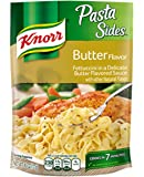 Knorr, Pasta Sides, Butter 4.5oz Pouch (Pack of 6)