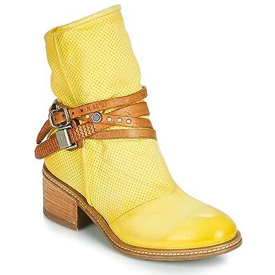 size 40 b39cc b61d5 AS98 | Airstep | Stiefelette - gelb | Sun: Amazon.de: Schuhe ...
