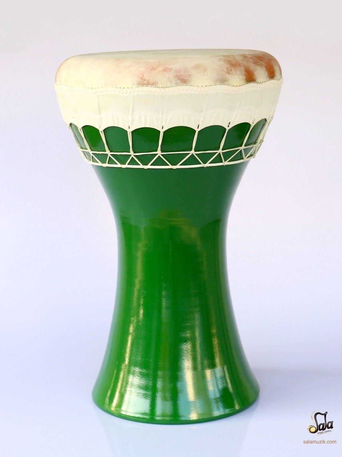Professional Solo Clay Darbuka Ceramic Dohola Doumbek KIK-523