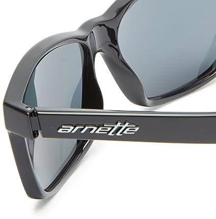 Arnette Mens AN4185 Slickster Rectangular Sunglasses