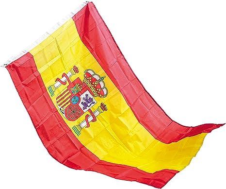 Unbekannt Pearl Banderas para: Banderas Países Bandera de España 150 x 90 cm de Nailon multifuncionales (Bandera con ojete): Amazon.es: Deportes y aire libre