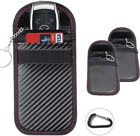 KAKTUS Ford Coque de Protection pour cl/é de Voiture Intelligente Ford A Version Keyless Go//sans cl/é