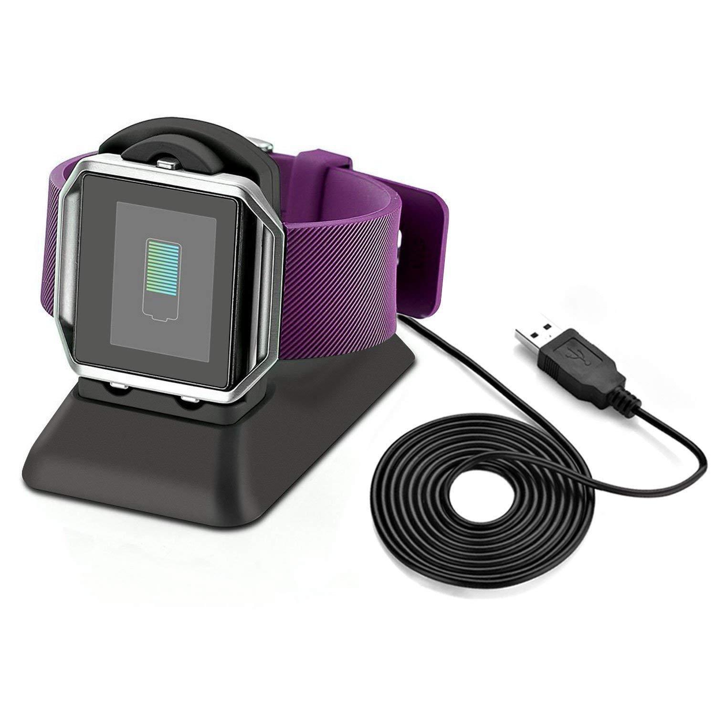 ZUZU Cargador para Fitbit Ionic, Cargador de Base de Carga ...