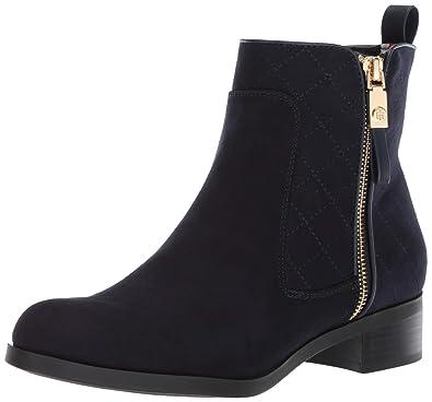 0c487e551074 Amazon.com  Tommy Hilfiger Women s Patron Ankle Boot  Shoes