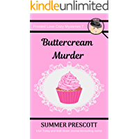 Buttercream Murder (Frosted Love Cozy Mysteries Book 7)