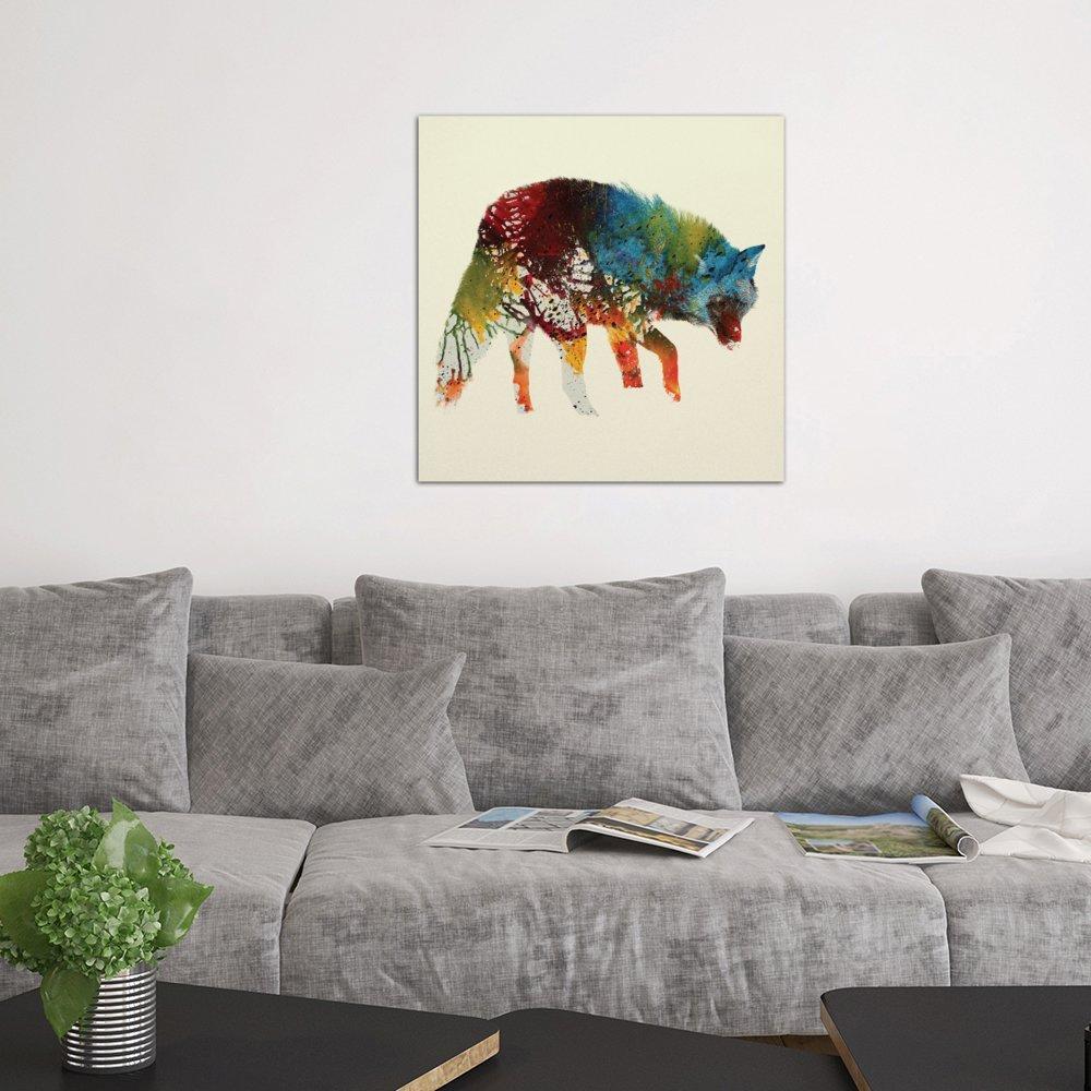 Saco Bay Aluminum Print 24x36 ArtWall Winslow Homers Sunset