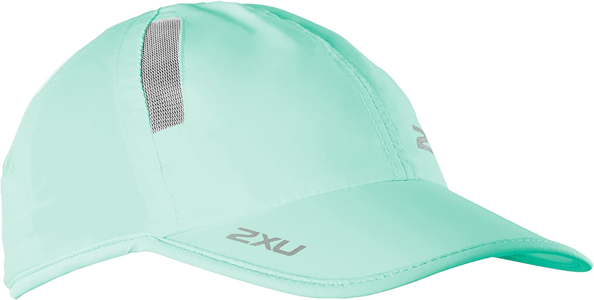 2XU Unisex Trucker Cap Black Sports Outdoors Breathable Lightweight