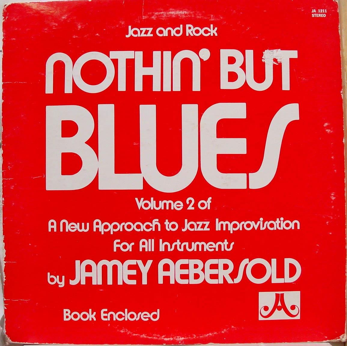 jamey aebersold nothin but blues