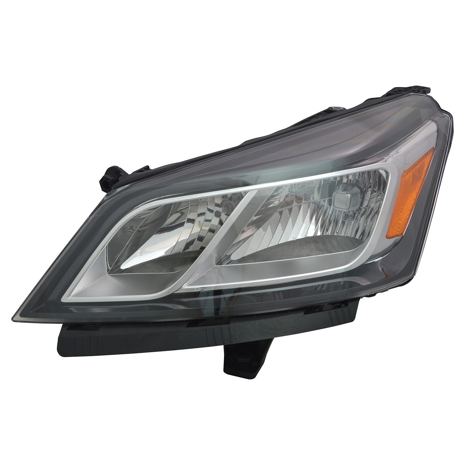 OE Replacement CHEVROLET TRAVERSE Headlight Assembly Multiple Manufacturers GM2502375C Partslink Number GM2502375