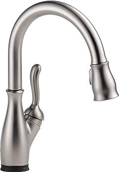 Delta Faucet 9178T-SP-DST High-arc Kitchen Faucet
