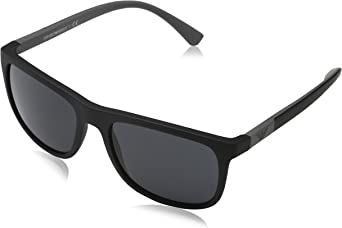 TALLA L. Emporio Armani Gafas de sol Unisex Adulto