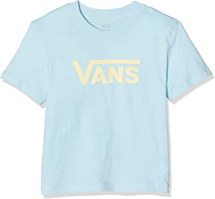 Vans Flying V Grls Boxy Camiseta para Niñas: Amazon.es: Ropa y accesorios