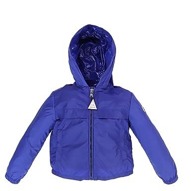 MONCLER Blouson - Garçon Bleuet - - 14 ans  Amazon.fr  Vêtements et ... b57b4c3ea7c