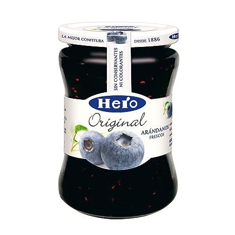 Hero Original Confitura de Arándanos - 345 gr