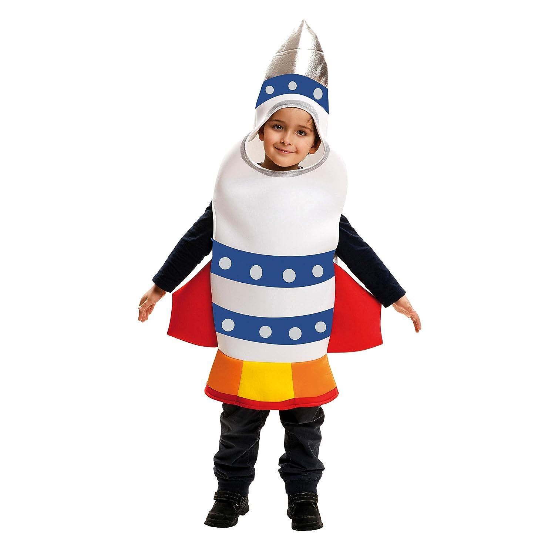 My Other Me Me - Disfraz Cohete infantil, 1-2 años (Viving ...